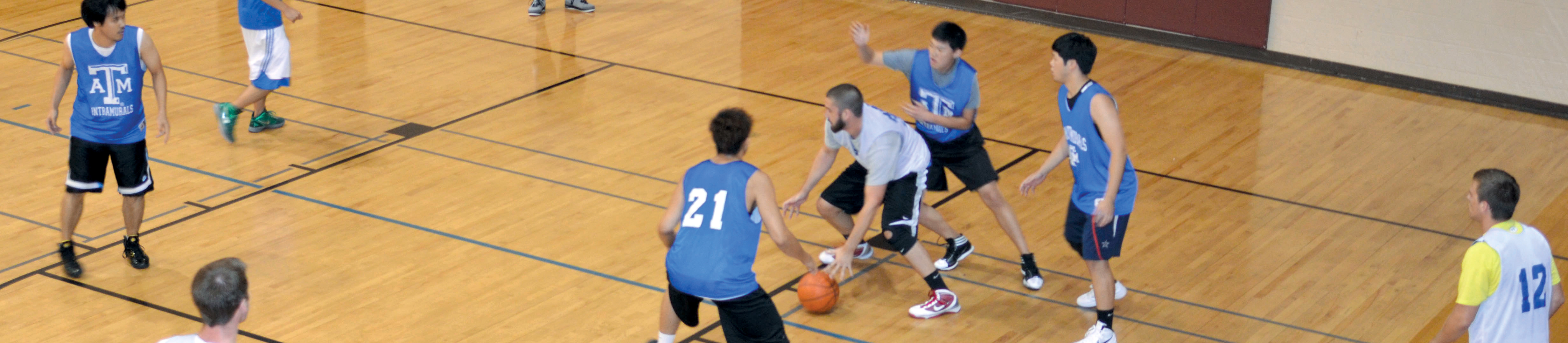 Intramural Sports Basketball