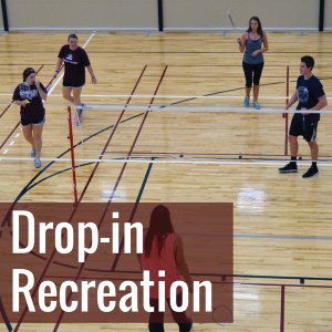 Drop-in Recreation