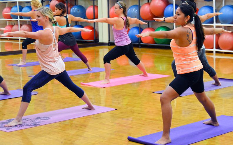 TAMU Rec Sports Fitness