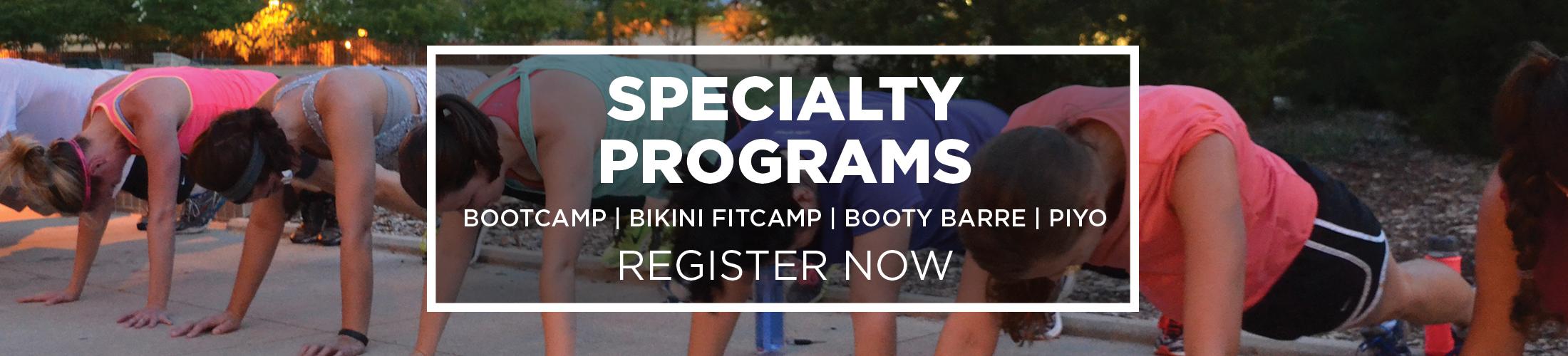 Texas A&M Rec Sports Specialty Programs Summer 2016